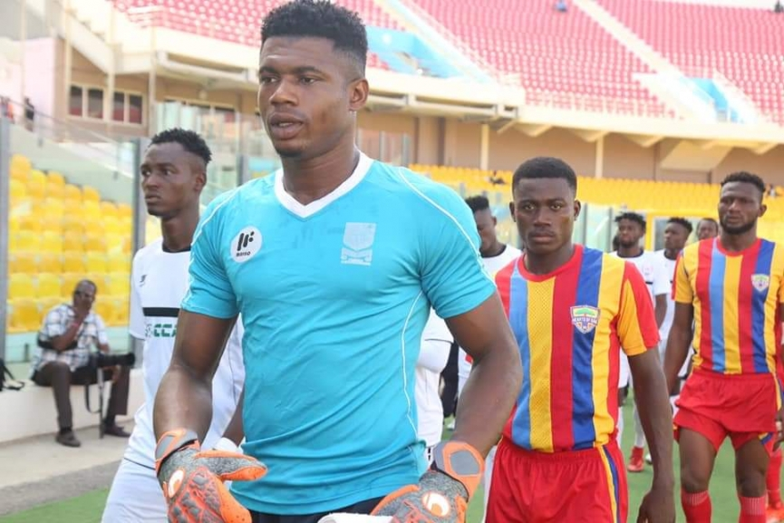 Competing With Mensah And Sowah Has Made Me A Better Goalkeeper - Ayi