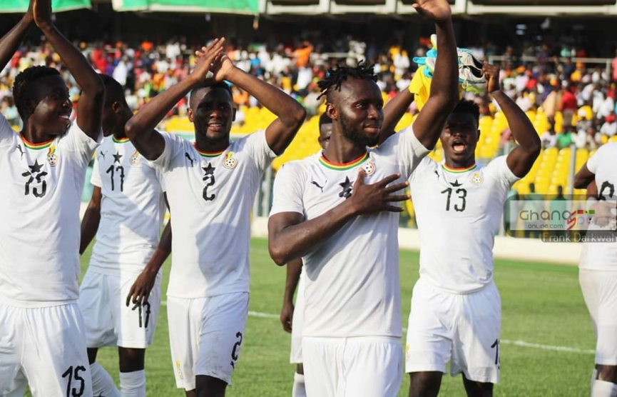 MATCH REPORT: Algeria 0-1 Ghana - Black Meteors shock Algeria at home to qualify to AFCON U23 for the first time