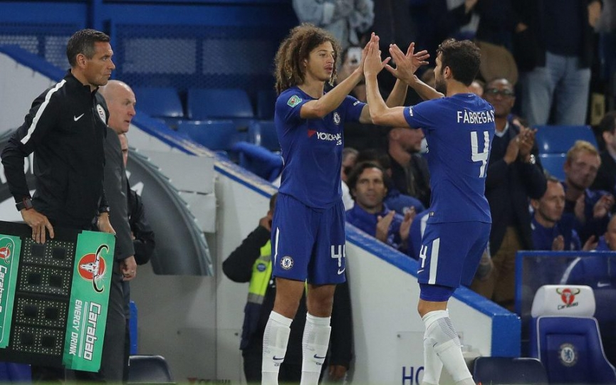 Ghanaian youngster Ethan Ampadu makes Chelsea debut