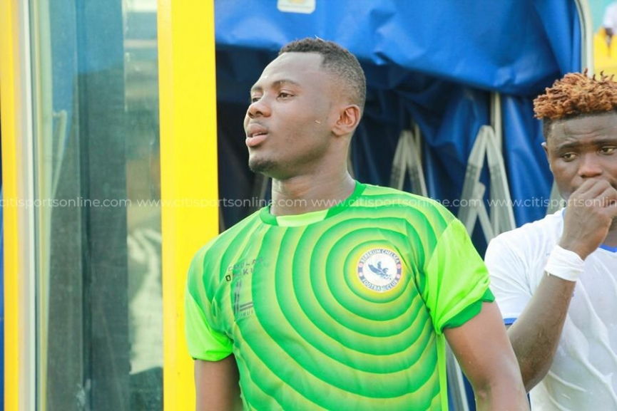 Ibrahim Danlad sets new record in GPL as youngest goalkeeper with most clean sheets
