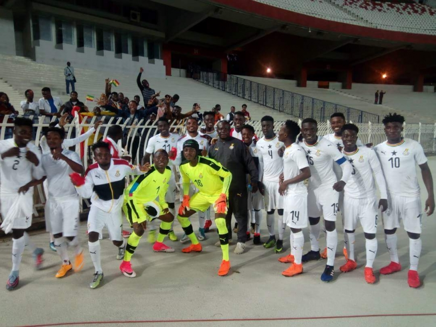 MATCH REPORT: Black Satellites whip Algeria to progress in AFCON U20 qualifiers