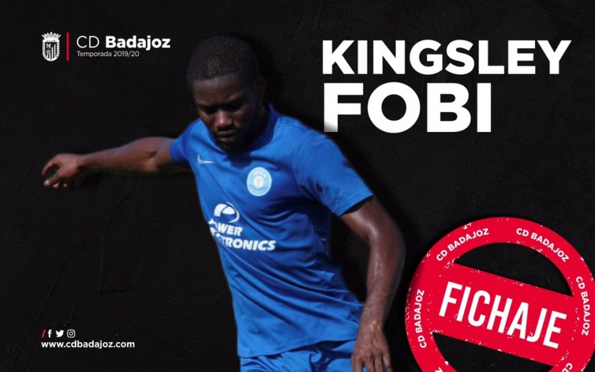 EXCLUSIVE: Watford loan out Kingsley Fobi to Spanish side CD Badajoz