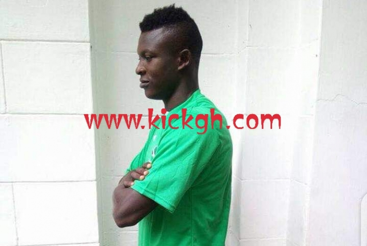 Highly-rated striker Victor Aidoo joining Hearts of Oak