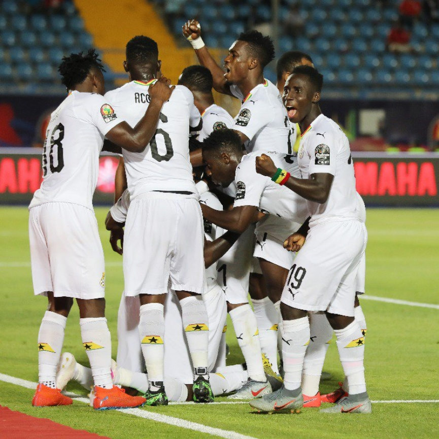 MATCH REPORT: Ghana 2-0 South Africa - Black Stars start 2021 AFCON qualification campaign with victory