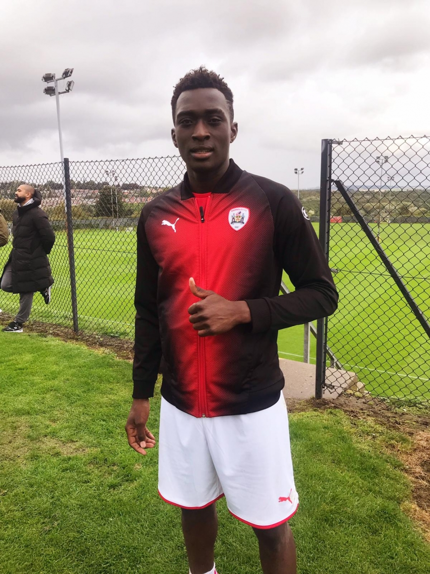 Barnsley eye former Ajax youngster Owusu-Sekyere