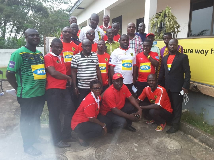 Kotoko NCC Chairman And His Executives Sworn Into Office