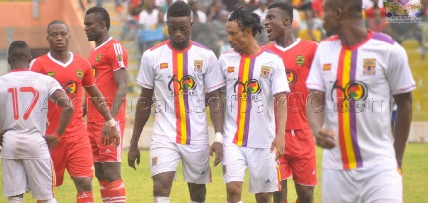 BOMBSHELL: NC's Tier-one Semi final match between Hearts and Kotoko on hold