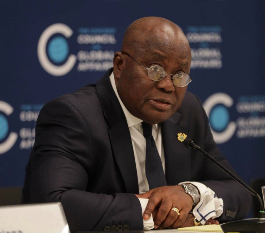 President Akufo-Addo urges Black Stars to break 37-year AFCON jinx