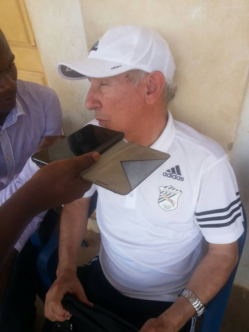 Al Tahaddy Physical Instructor feels 'worry' about the weather condition in Ghana
