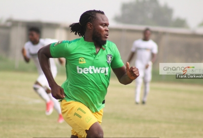 AshantiGold SC make sensation move to sign Yahaya Mohammed from Aduana Stars