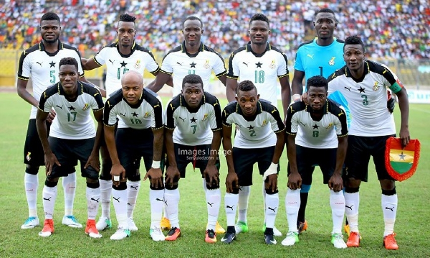Coach Kwesi Appiah names Ghana squad to face Japan today; Boateng & others start