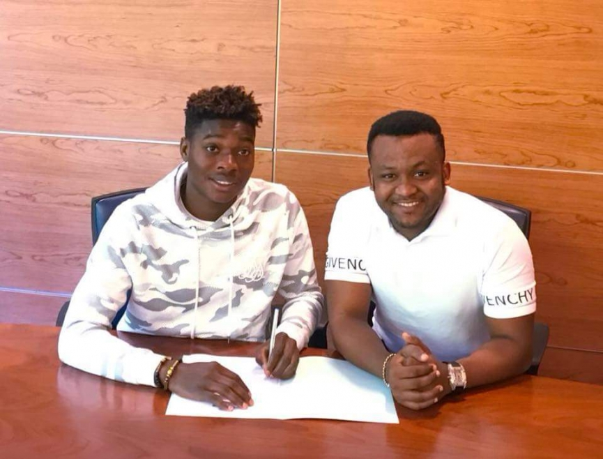 Cheetah FC youngster Joseph Otu joins La Liga side Alaves