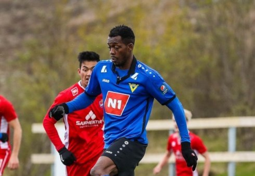Eli Keke makes Icelandic Deild League team of the week