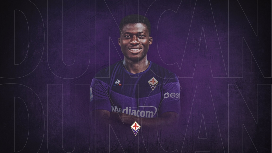 OFFICIAL: Alfred Duncan joins Fiorentina