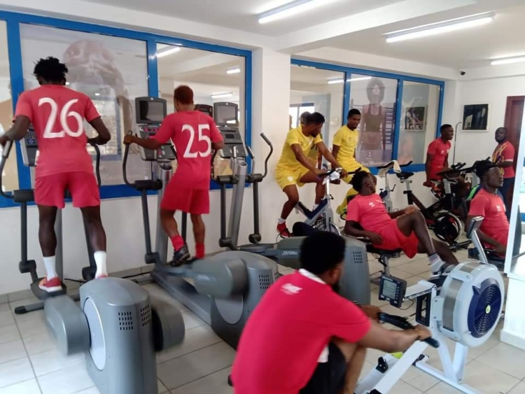 PHOTOS: Hearts of Oak start preps ahead of 2020/21 season