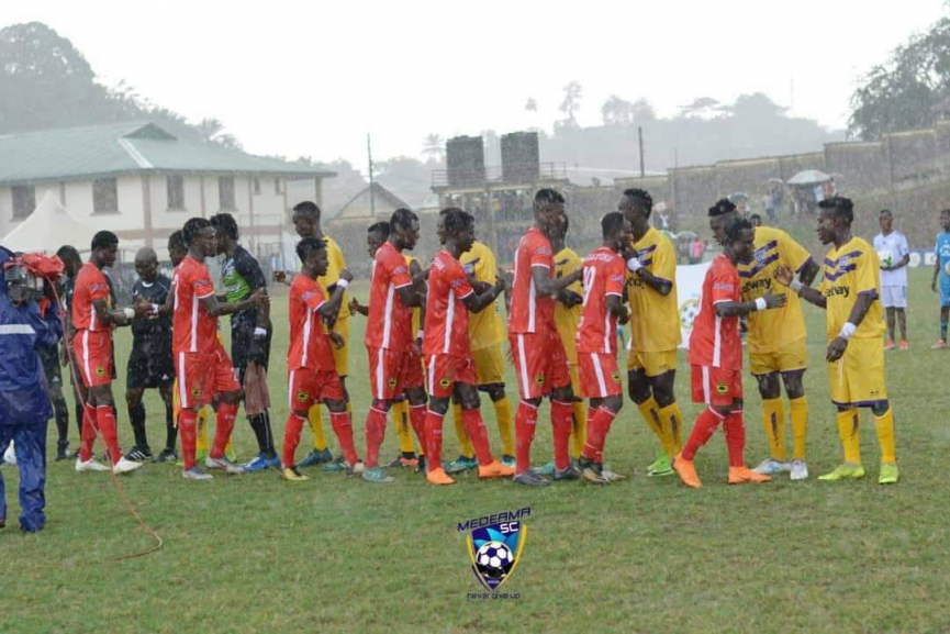 NC Special Cup Report: Asante Kotoko 2-0 Medeama- Scary But The Porcupine Warriors Snipped It Late
