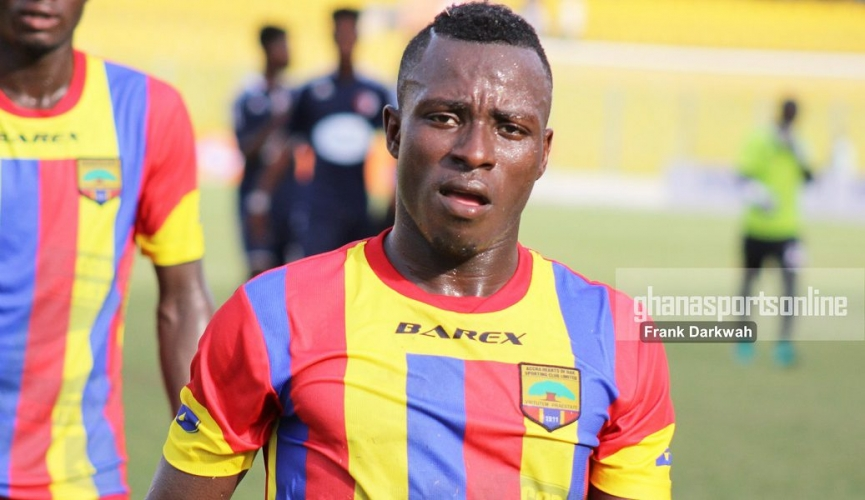Kotoko make approach to sign Patrick Razak from Hearts