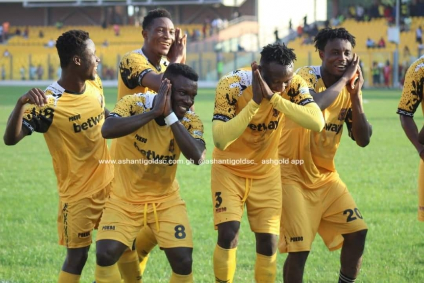 NC Special Cup Report: Ashanti Gold 1-0 Nzema Kotoko - Miners beat Kotoko to qualify for Confederation Cup