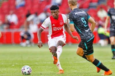 Kudus Mohammed named in Eredivisie team of the week