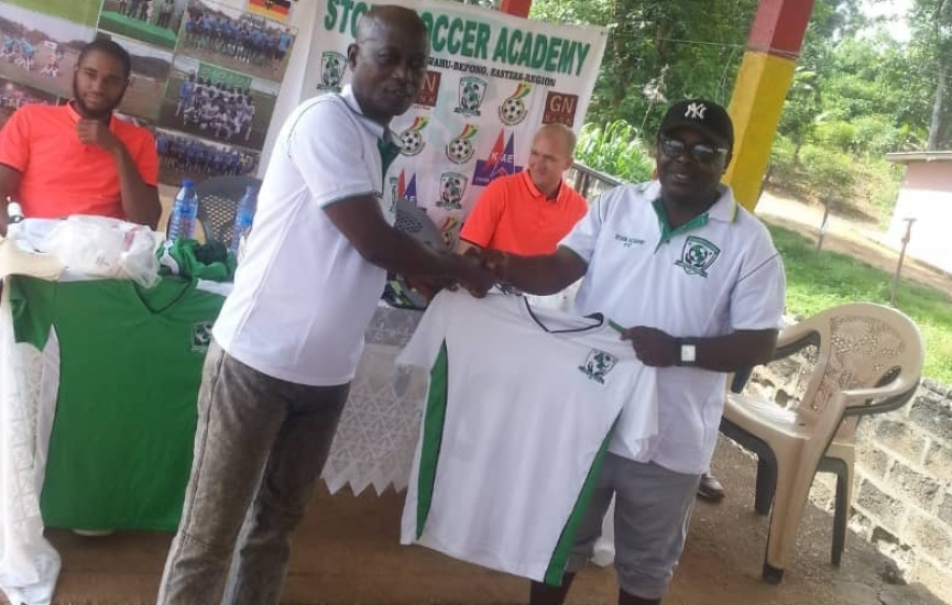 Storm Academy appoints Adolf Botwe as new head coach