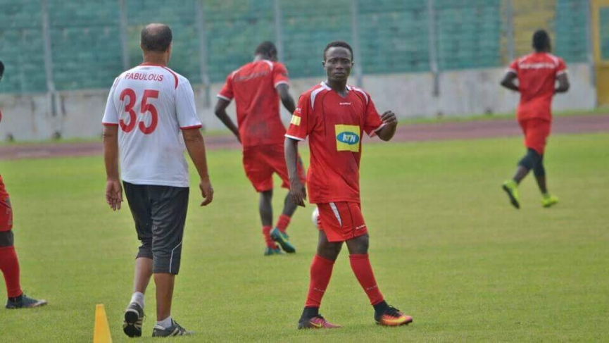 Kotoko's Collins Ameyaw returns to Chelsea