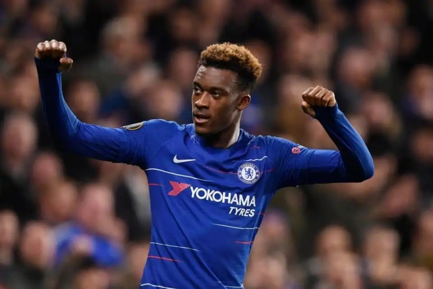RB Leipzig enter race for Ghanaian boy Hudson-Odoi