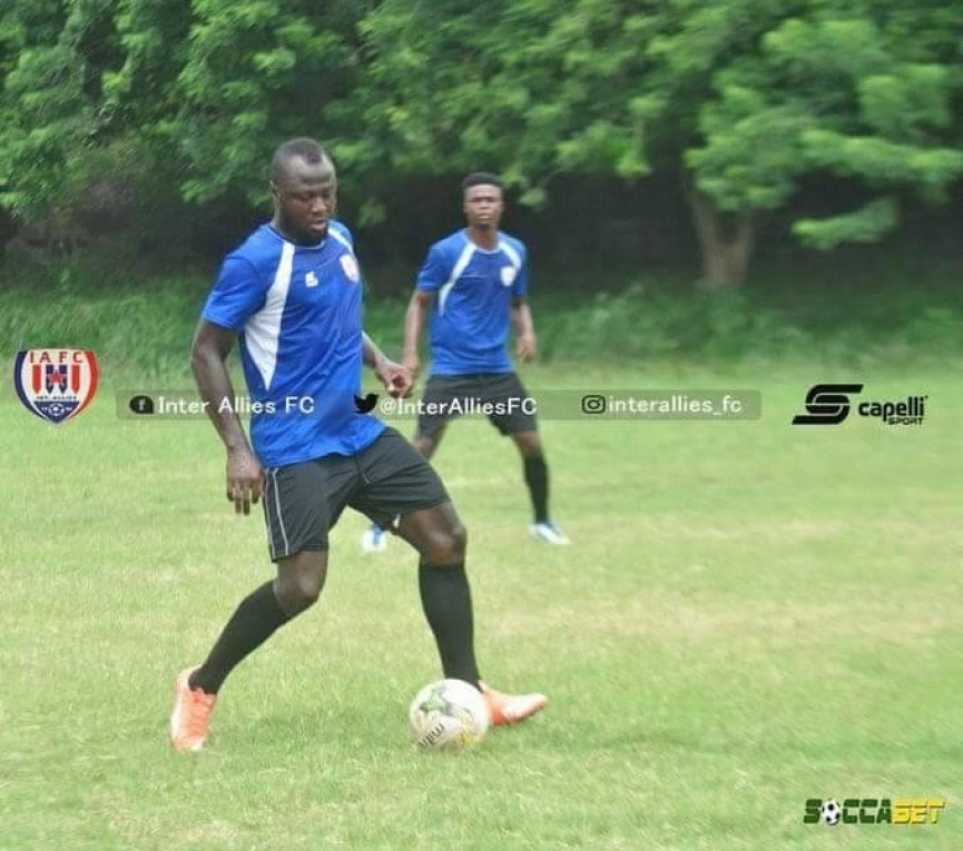 SAD NEWS: Inter Allies player Prince Appiah dies after fatal Car Accident
