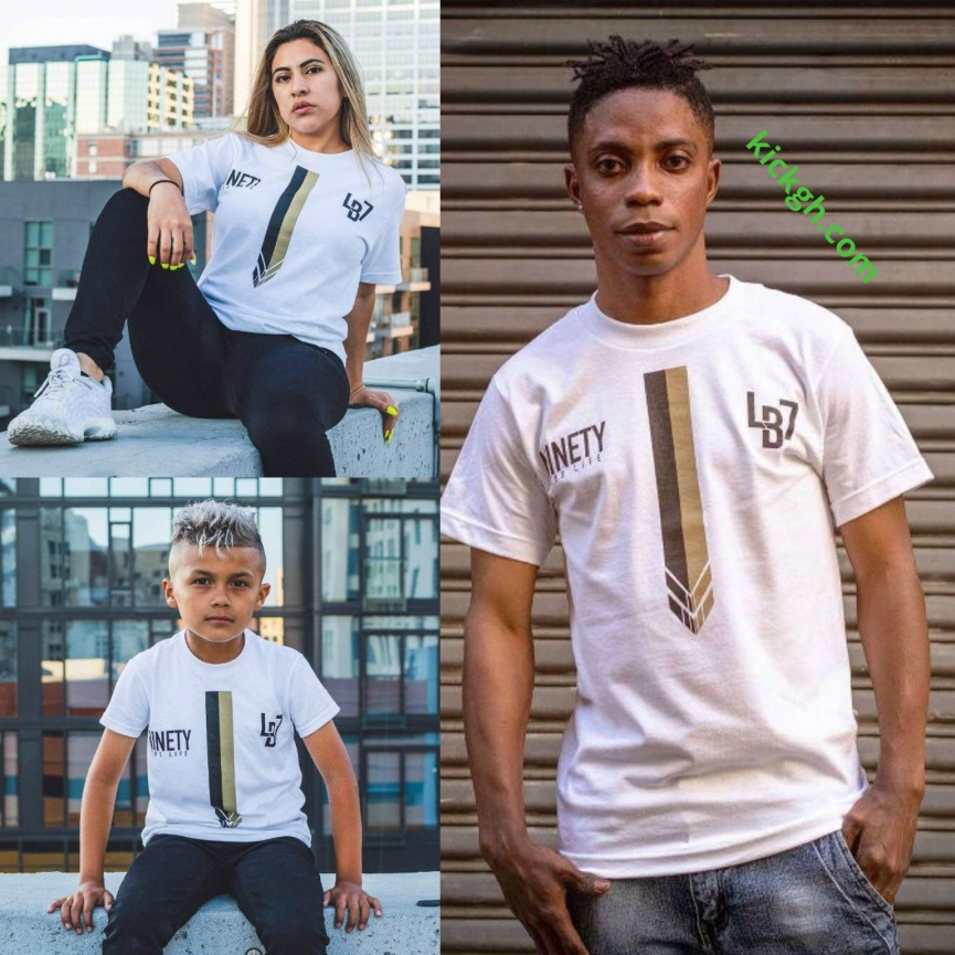 Latif Blessing launches his clothing line 'LB7'