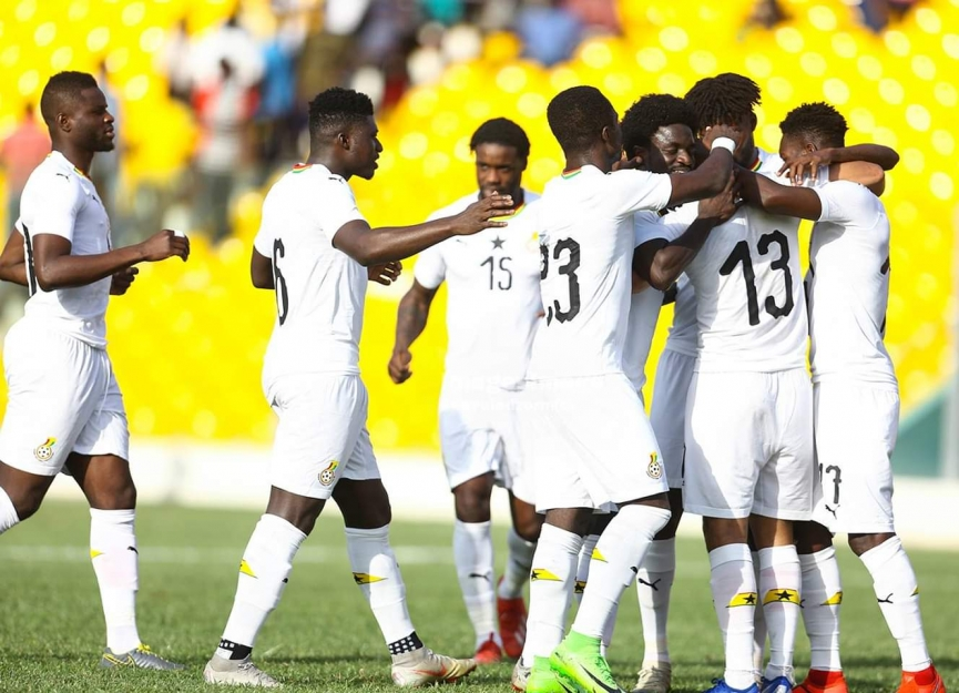 AFCON 2019 DRAW: Ghana now in Pot 2; set to face tough opponents