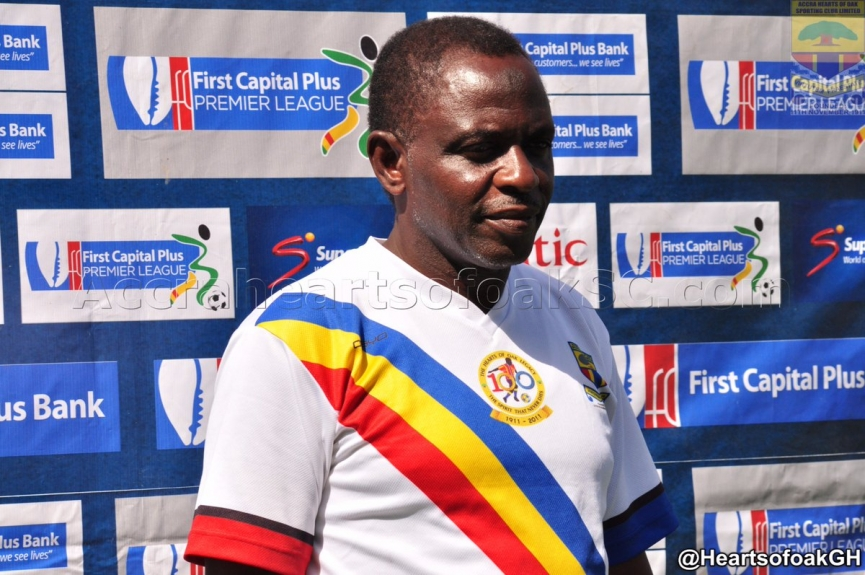 Ex-Black Stars ace Mohammed Polo opens to Hearts of Oak Job