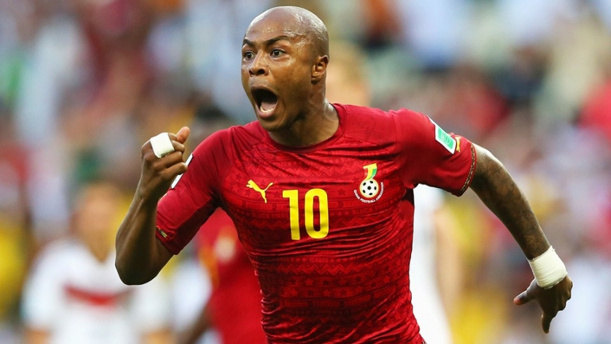 We deserve the victory over Ethiopia - Ayew
