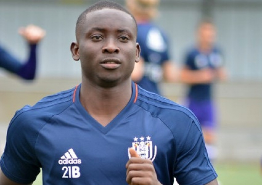 ON LOAN: Dauda Mohammed to Vitesse Arhem