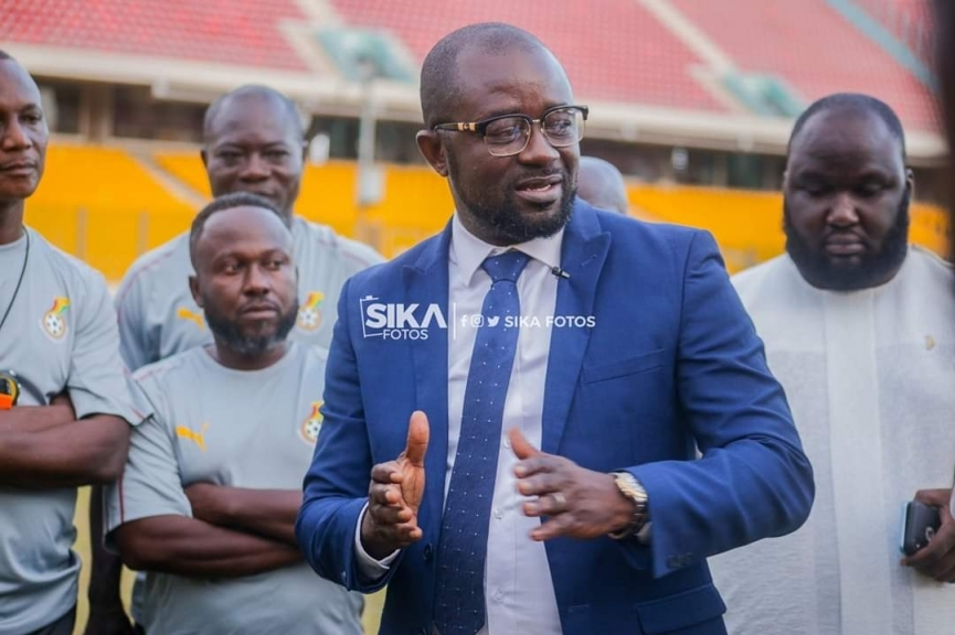 GFA President Kurt Okraku provides update on possible football return, FIFA Relief Package & others