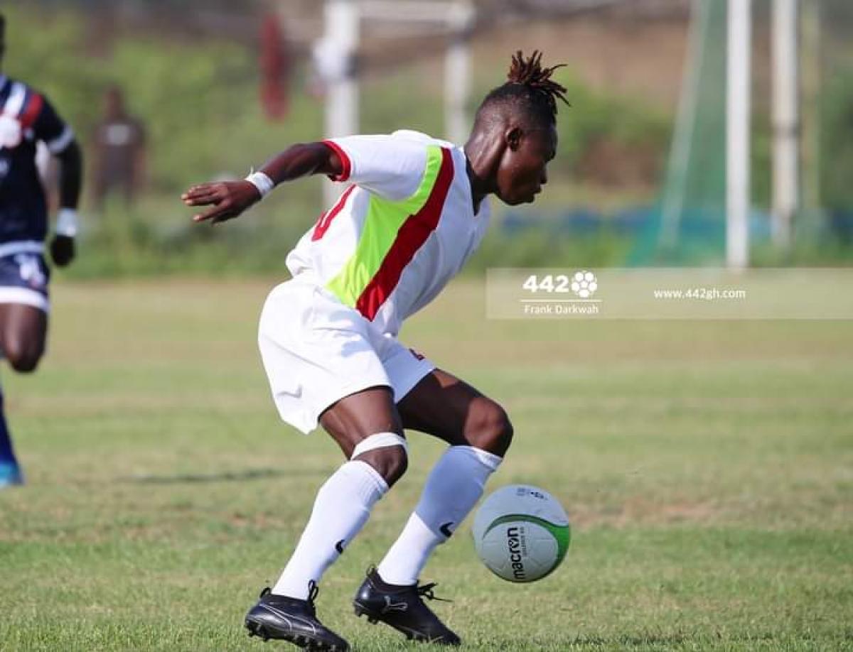 Salifu Ibrahim earns maiden Black Stars call-up - Kickgh.com