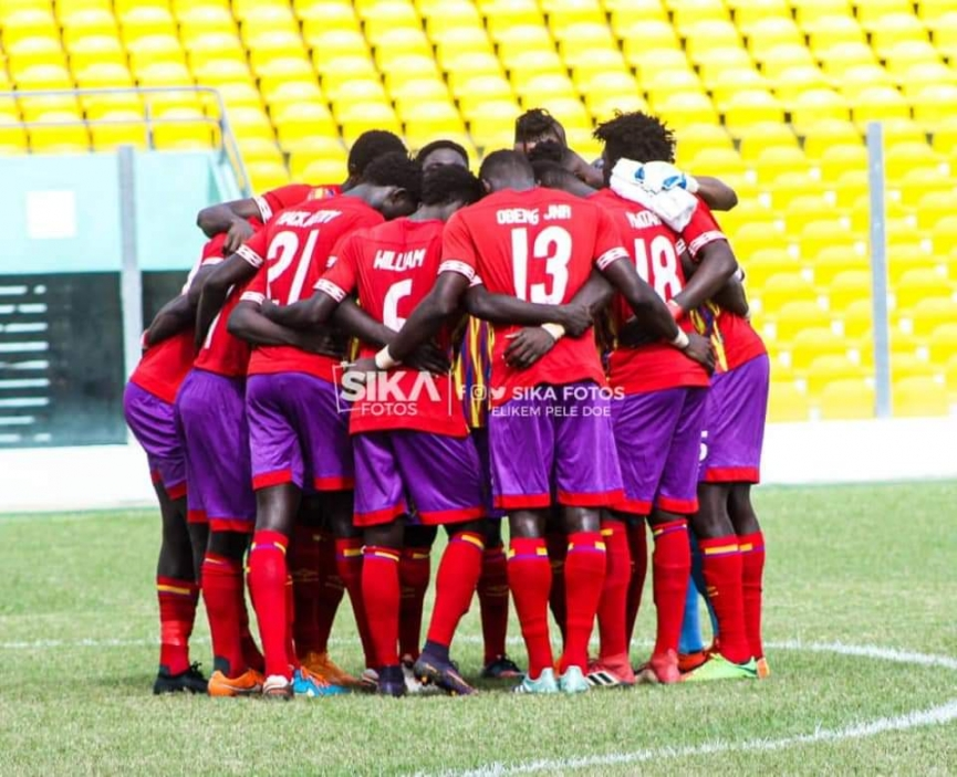 BUDU'S CORNER: 4 Hearts Of Oak Players That Should Ask For A Loan Move Away From The Club
