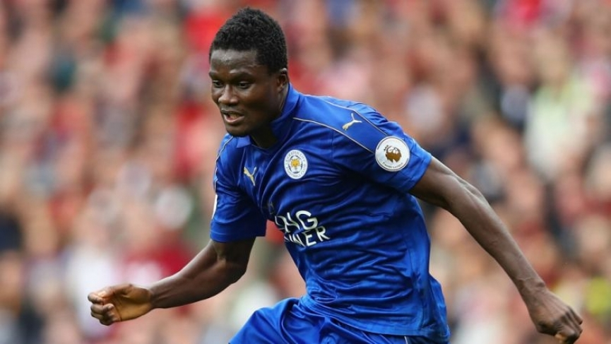 'Daniel Amartey to leave Leicester City' — Manager