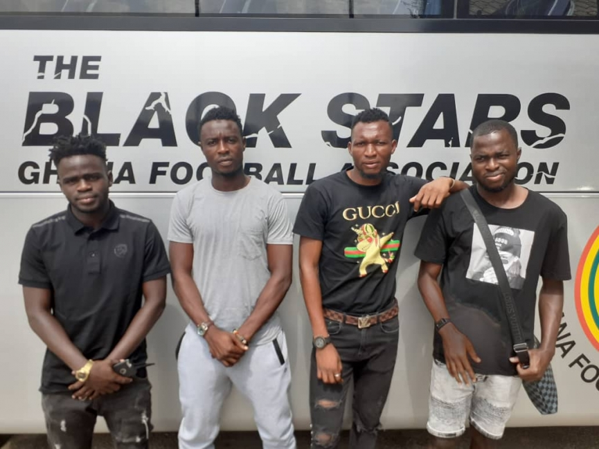 EXCLUSIVE: Shafiu Mumuni and three Ashanti Gold players earn Black Stars 'B' call-up