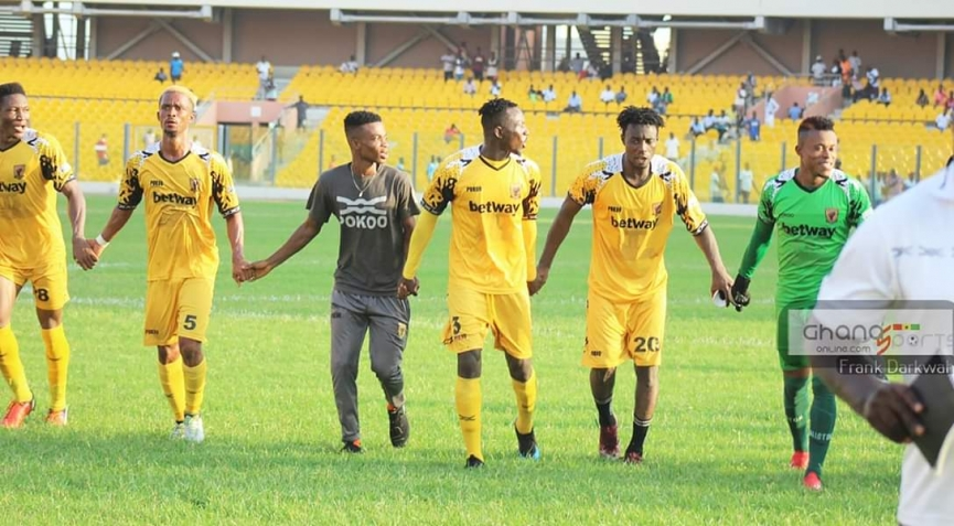 Coach Da Rocha names Ashgold line up to face Akonangui FC today