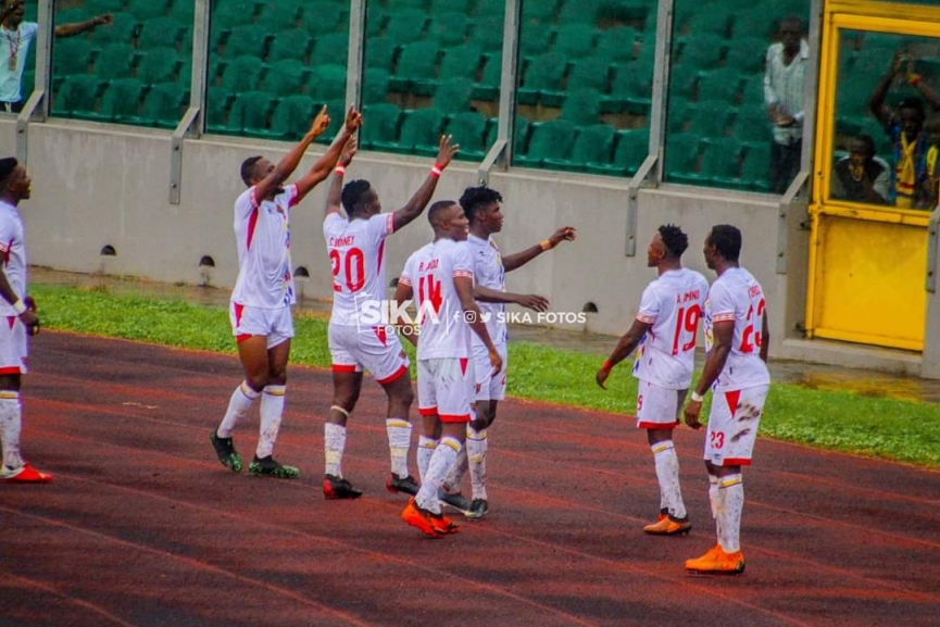 Hearts of Oak to embark training tour in Nigeria