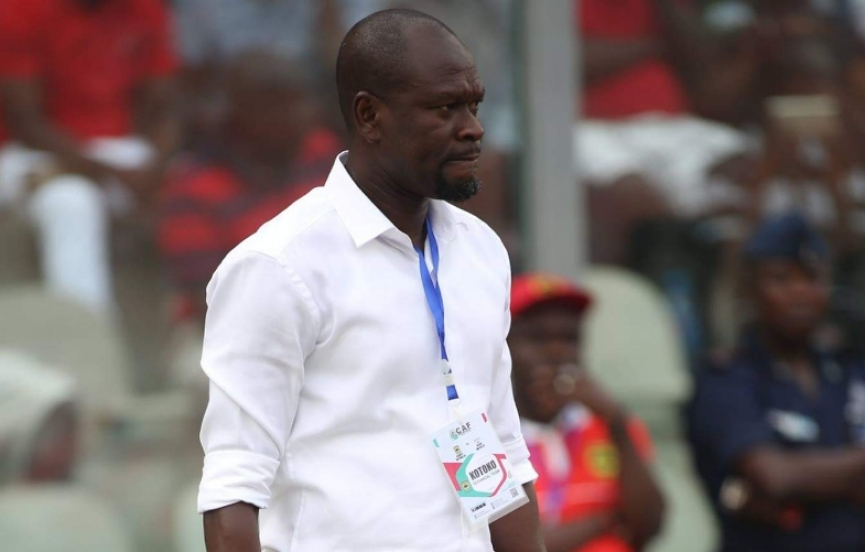 CK Akonnor 'not happy' with Al Hilal draw