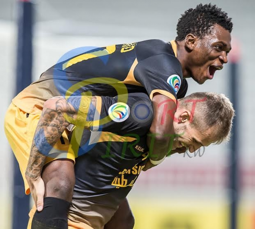 Rashid Sumaila excels in Al Qadsia away win