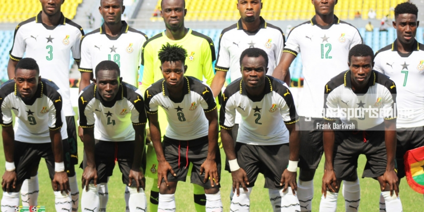 Coach Maxwell Konadu names Black Stars 'B' squad to face Namibia today