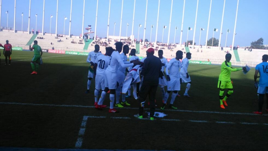 MATCH REPORT: Black Satellites share spoils with Algeria in AFCON qualifiers