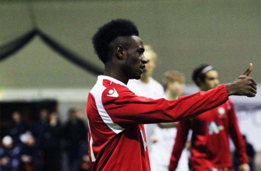 Seth Paintsil scores again for FF Jaro in Finnish Cup