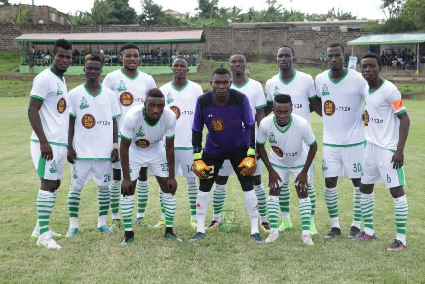 MATCH REPORT: Elmina Sharks share spoils with Wa All Stars