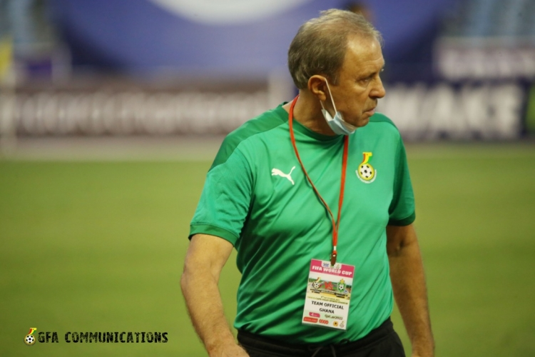 We will do anything in our power to qualify to the World Cup - Milovan Rajevac