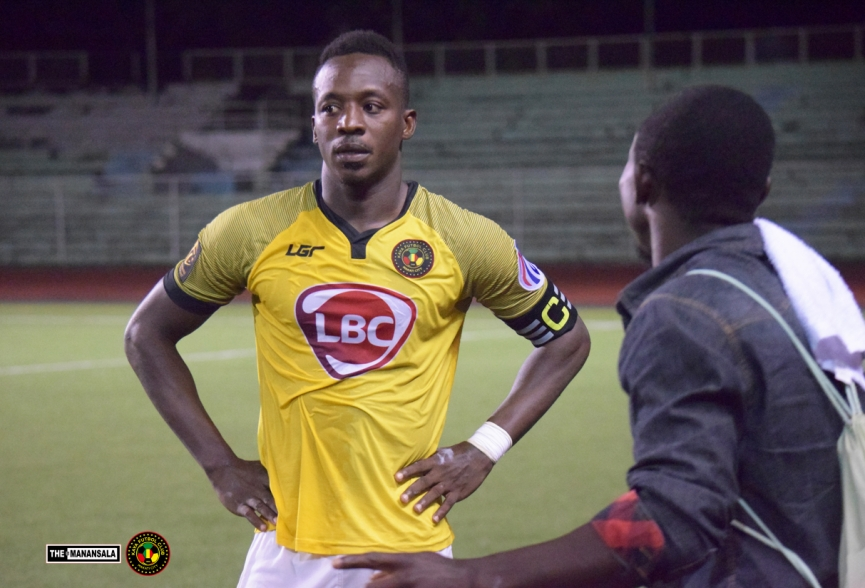 Alfred Osei scores, wins Man of the Match Award in Philippines