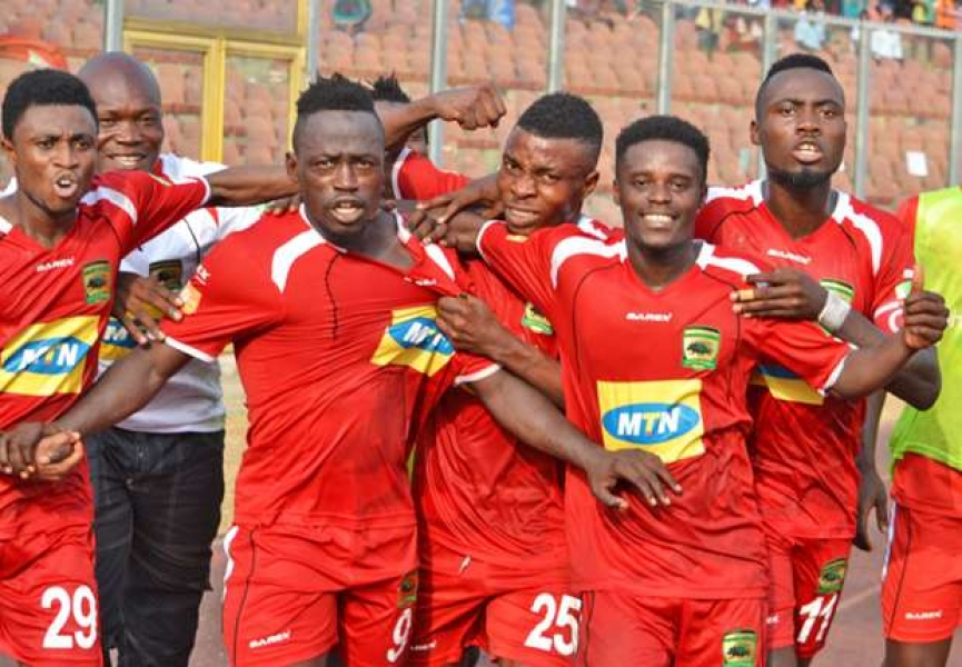 MATCH REPORT: Kotoko with a ridiculous victory against CARA in Kumasi