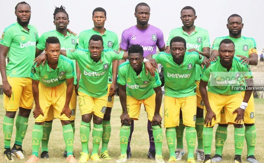 Massive Shake up to hit Aduana Stars; Players and Management members to be shown the exit
