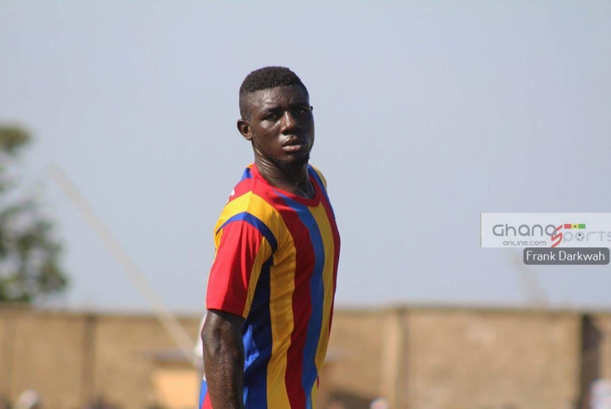 Hearts of Oak striker Abubakar Traore set to seal move to Finnish club